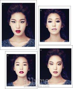 Идеи макияжа для азиатских глаз