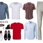 01 мужской капсульный гардероб