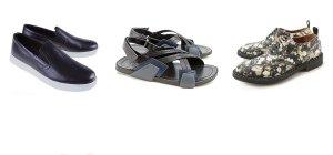 Модная мужская обувь. Лето 2015
