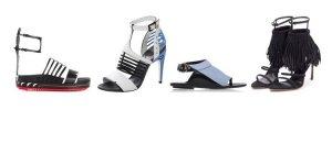 Модная женская обувь. Лето 2015