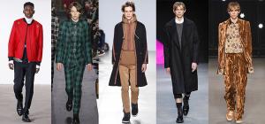 Мужская мода осень-зима 2016-2017