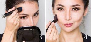Магия макияжа: как сделать контуринг