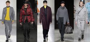Мужская мода. Осень Зима 2017 2018