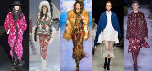 Модная верхняя одежда. Осень Зима 2017 2018
