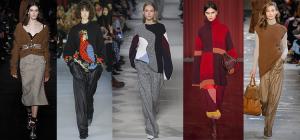 Вязяные вещи: платья, свитера, жилетки… Осень зима 2017 2018