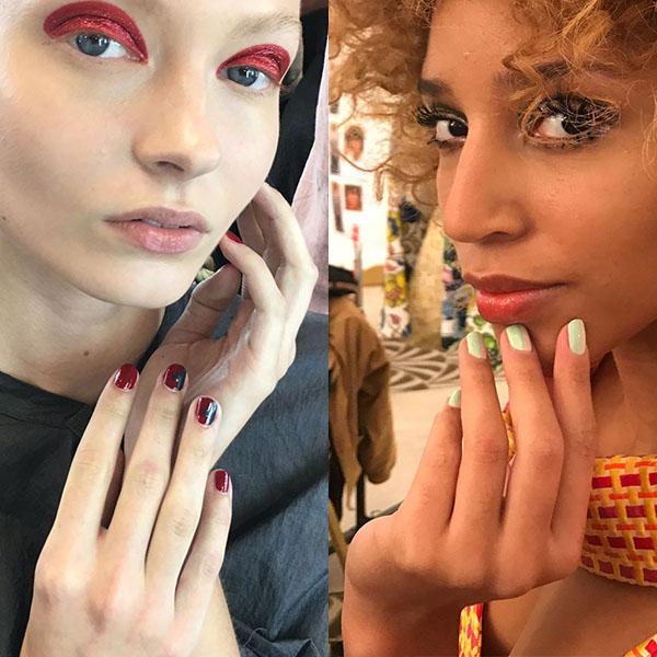 Модный маникюр 2018 фото с примерами