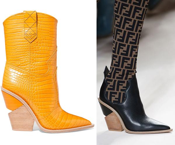 С чем носить ковбойские сапоги девушкам и женщинам?