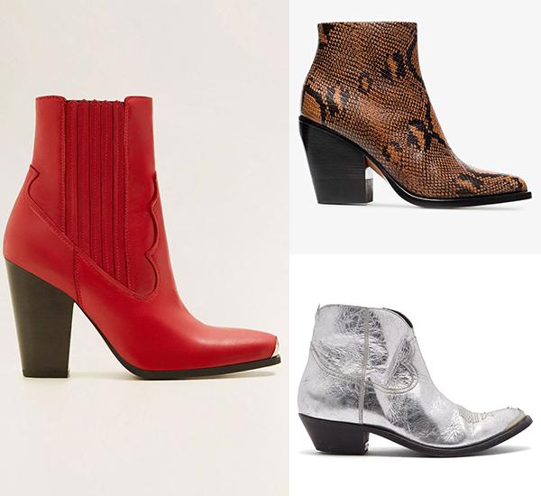 С чем носить ковбойские сапоги? Мода 2018 2019