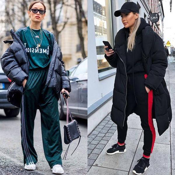Одежда в стиле спорт шик луки