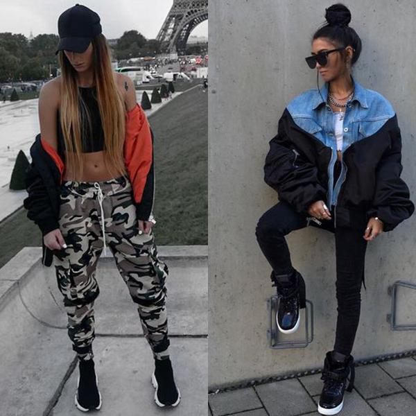спорт шик стиль в одежде фото