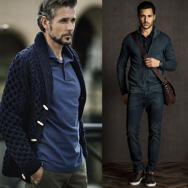как правильно одеваться мужчине после 40? Фото