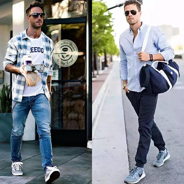 Как одеться мужчине после 40