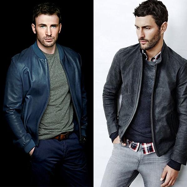 Как одеваться мужчинам в 40 лет. Фото