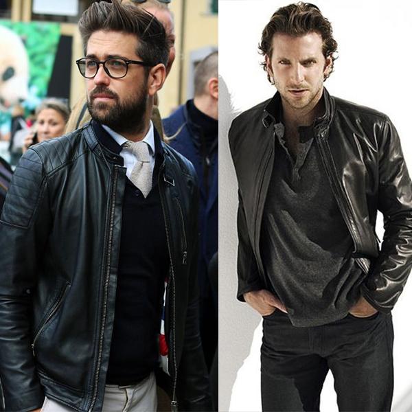 Как одеваются сорокалетние мужчины осенью и весной?