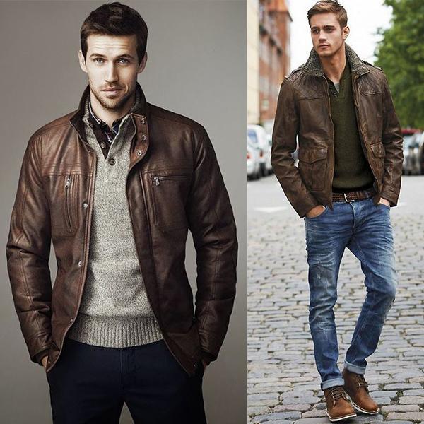 Какую куртку выбрать мужчине в 40 лет?