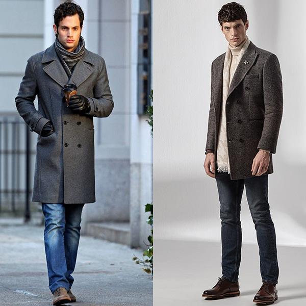Какое пальто выбрать мужчине после 40 лет