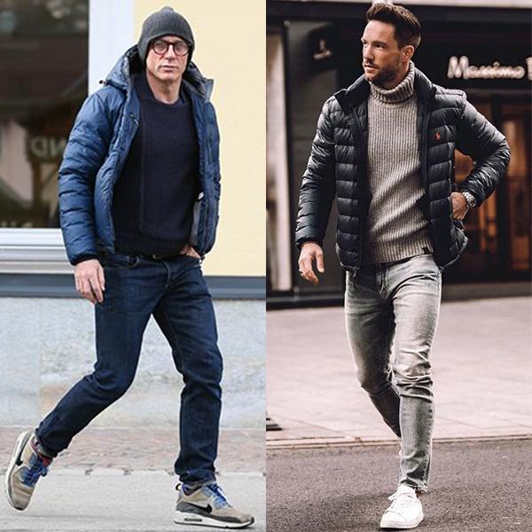 Как одеваются сорокалетние мужчины?