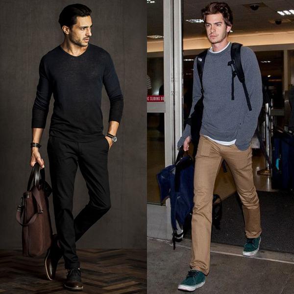Как стильно одеваться мужчине в 40 лет?