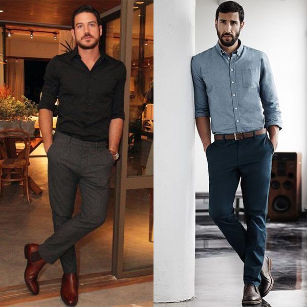Как модно одеваться мужчине после 40 лет?