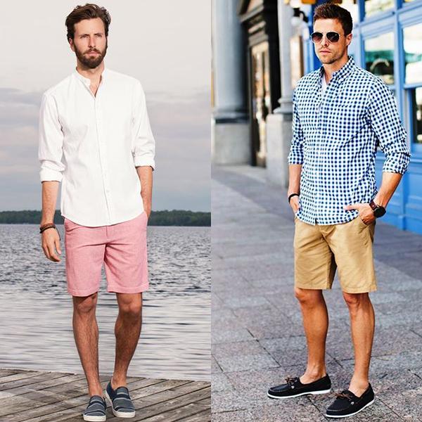Что нужно носить мужчине 40 лет летом? Фото