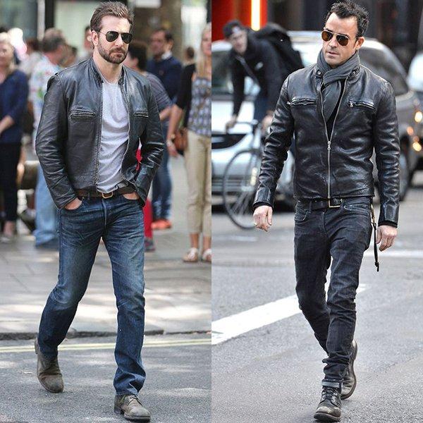 Верхняя одежда для сорокалетних мужчин
