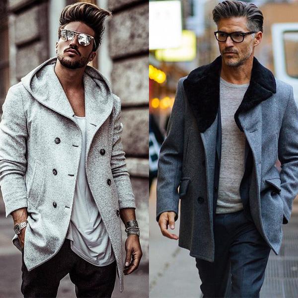 Как одеваться в 40 лет мужчинам. Примеры.