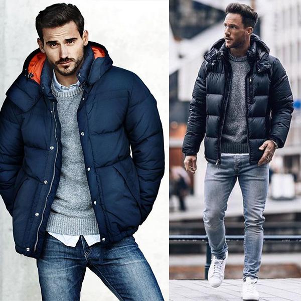 Как одеваться зимой мужчинам после 40