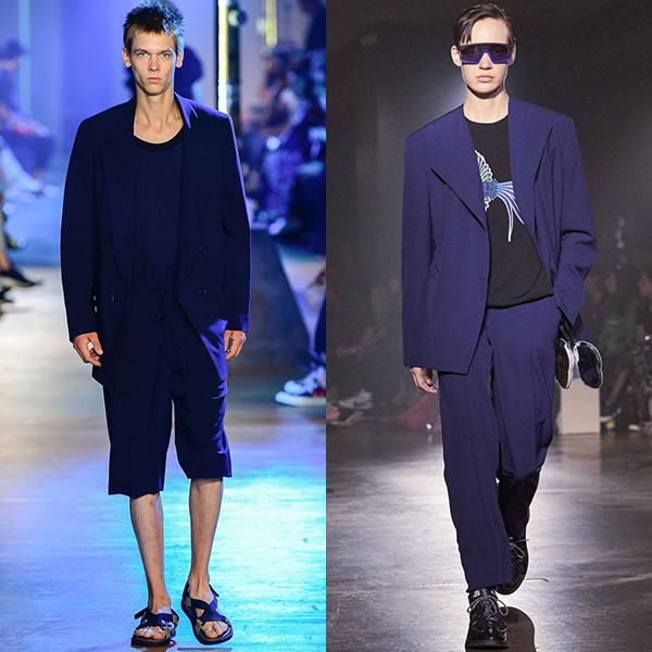 модные тенденции в мужской одежде весна лето 2019