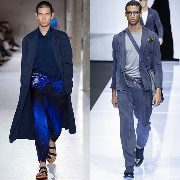 Мужская мода тенденции на весну и лето 2019 год