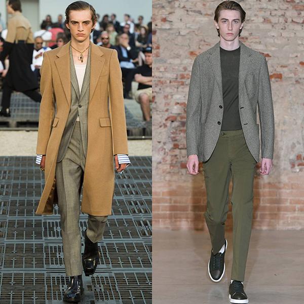 Какую одежду носить мужчинам весной и летом 2019 фото
