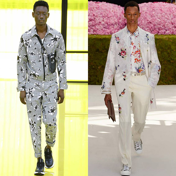 тренды в мужской моде весна лето 2019