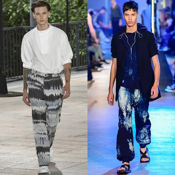 Мужская мода весна лето 2019 фото