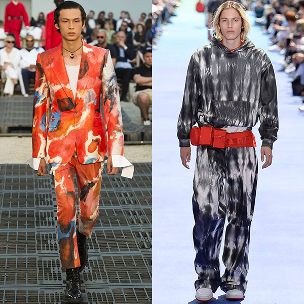 тренды в мужской одежде весна лето 2019