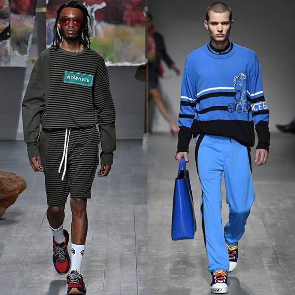 мужская мода весна лето 2019 год тенденции