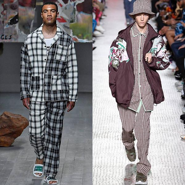Модные стили одежды мужская мода фото весна лето 2019