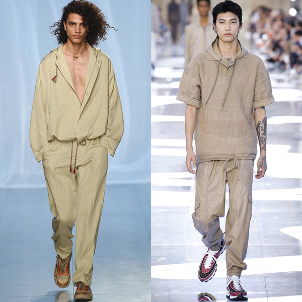 Мужская мода тренды весна лето 2019