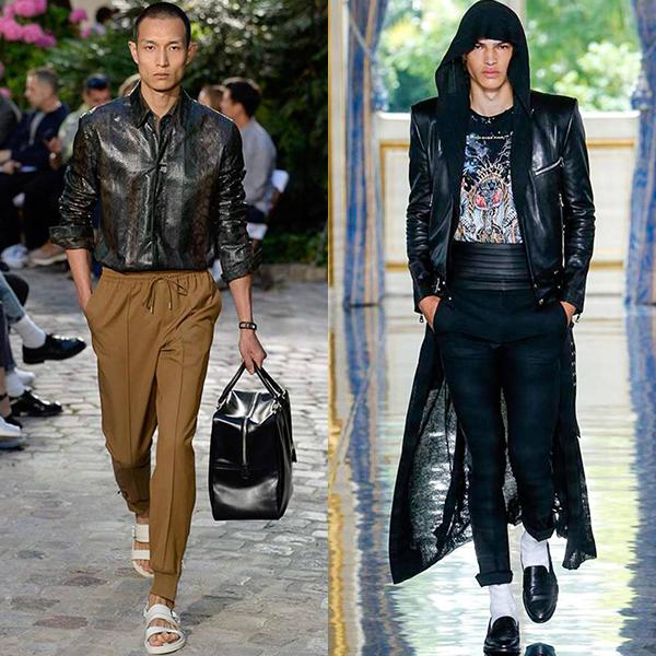 мода для мужчин весна лето 2019 фото