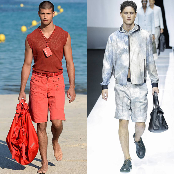 Какая мода у мужчин весной и летом 2019 года фото
