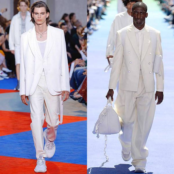 Мужская мода весна лето 2019. Фото трендов