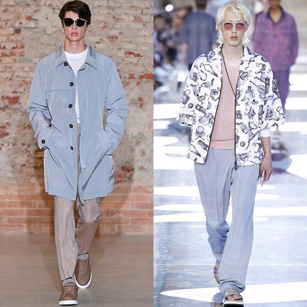 какую одежду выбрать мужчинам весной и летом 2019