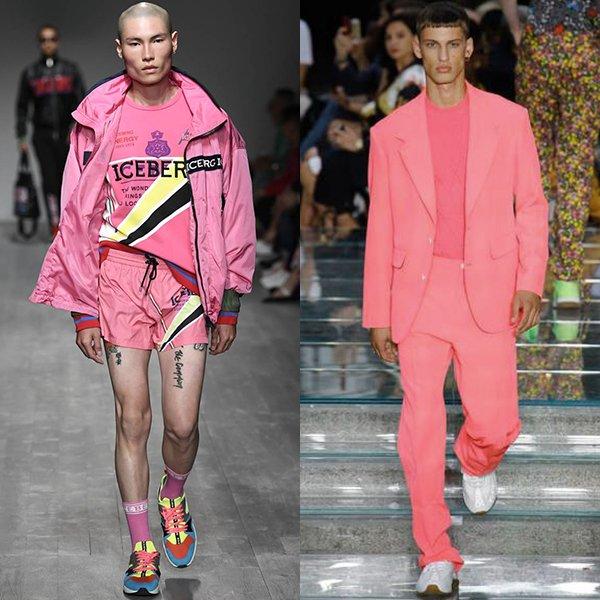 модные тенденции мужчинам весна лето 2019
