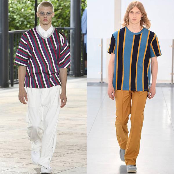 Что в моде для мужчин весна лето 2019