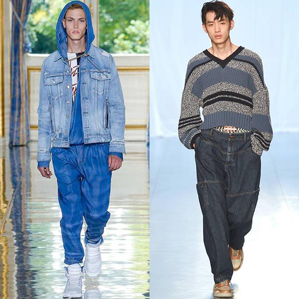 мужская мода весна лето 2019