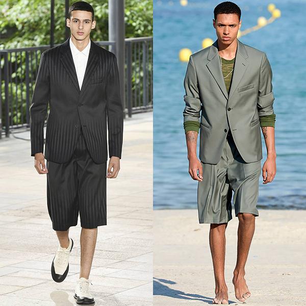 Что в моде у мужчин весна лето 2019