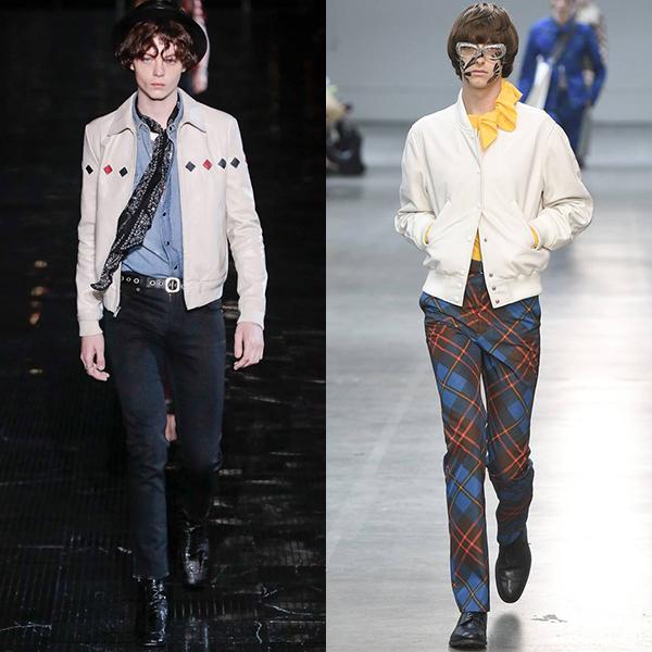Мужская моде весна лето 2019