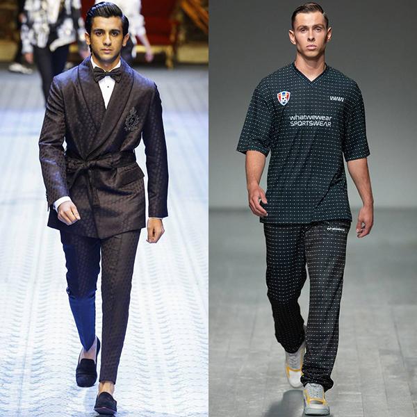 модная мужская одежда фото весна лето 2019