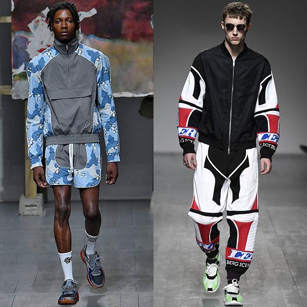 Стильная и модная мужская одежда весна лето 2019