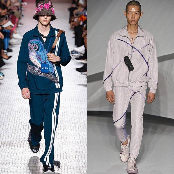Модные спортивные костюмы для мужчин весна лето 2019