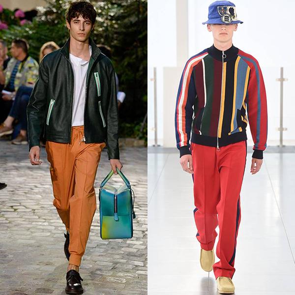 модные тенденции для мужчин весна лето 2019