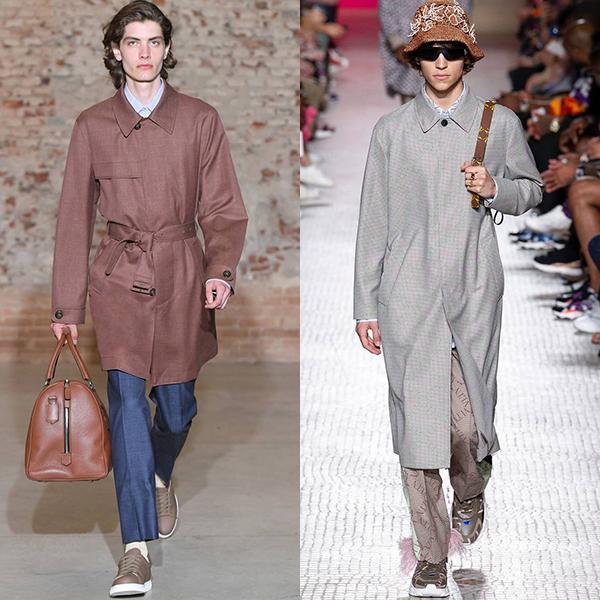 мода весна лето 2019 для мужчин